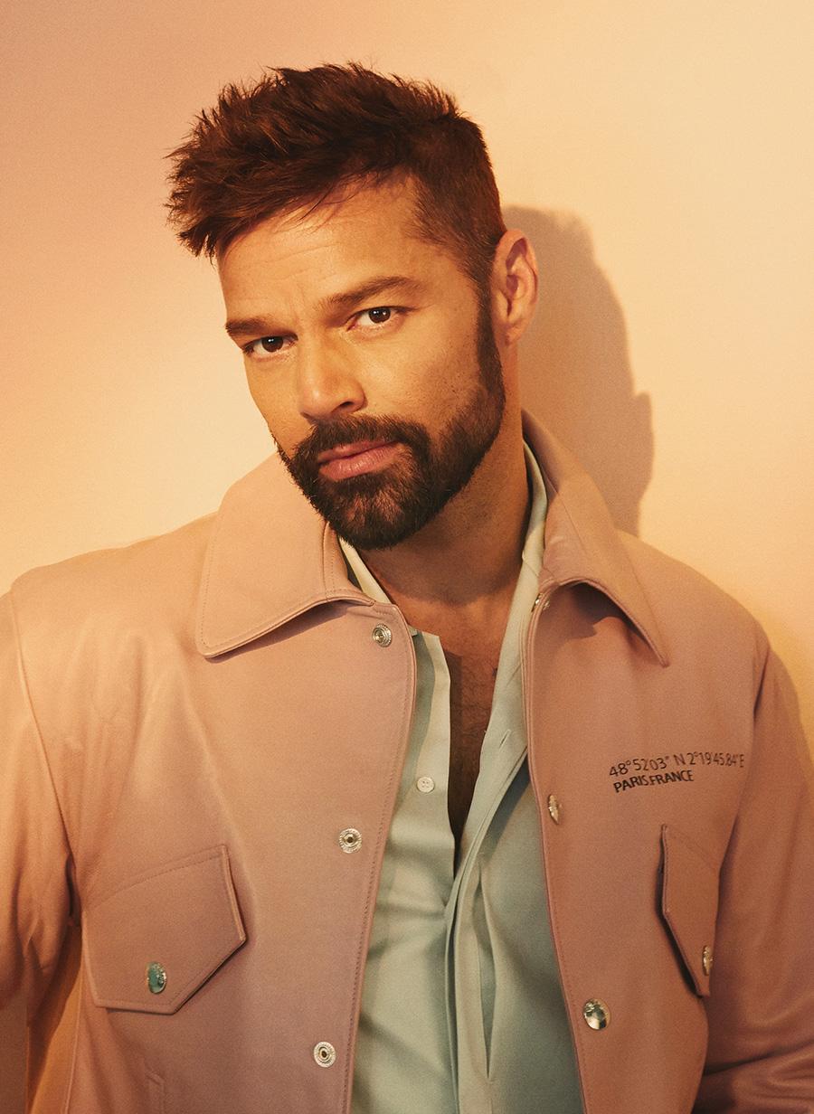 Ricky Martin homofil sex tape